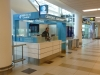 Currency Exchange (cambio) at Winnipeg's International Airport arrivals level