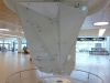 Inside Ice (Artistic piece at Winnipeg James Armstrong Richardson Airport)