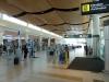 Departure area at Winnipeg International Airport