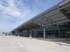 Departure Level at Winnipeg International Airport