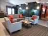 Reception of Winnipeg\'s Four Points Sheraton Airport Hotel