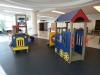 Kids play area at Winnipeg's International Airport departure level