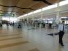 Departures at Winnipeg International Airport
